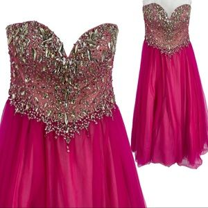 Terani Couture ball gown